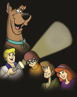Co nowego u Scooby'ego?