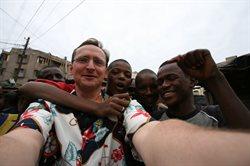 Wojciech Cejrowski. Boso Etiopia