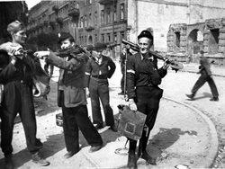 Powstanie Warszawskie dzień po dniu