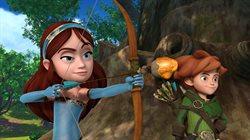 Robin Hood _ Schlitzohr von Sherwood