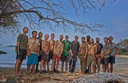 Przetrwać na wyspie z Bearem Gryllsem