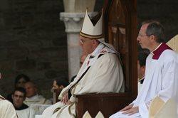 Transmisja pasterki z Bazyliki św. Piotra w Watykanie z udziałem papieża Franciszka