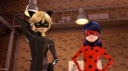 Miraculous: Biedronka i Czarny Kot