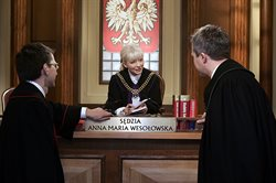 Sędzia Anna Maria Wesołowska