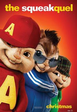 Alvin i wiewiórki II