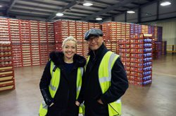 Brytyjskie fabryki jedzenia