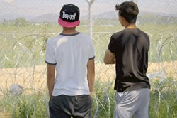 Auf der Flucht: Kinder spurlos verschwunden