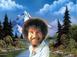 Bob Ross _ The Joy of Painting