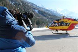 Akcje ratunkowe w górach