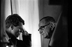 Lyndon B. Johnson _ następca Kennedy'ego