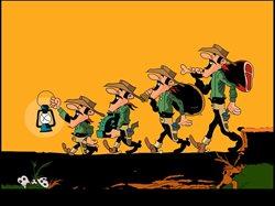 Nowe przygody Lucky Luke'a