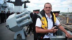 Devonport: duma Royal Navy