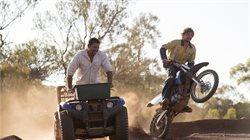 Australijscy poszukiwacze złota