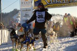 Najdłuższy wyścig psich zaprzęgów