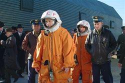Gagarin, primo uomo nello spazio