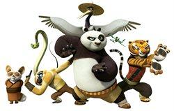 Kung Fu Panda _ legenda o niezwykłości