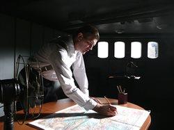 Zatopiony okręt Hitlera