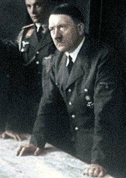 Walka Hitlera o ropę