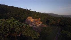 Zapomniane miasto Majów