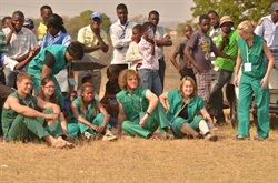 Weterynarze z afrykańskiego buszu
