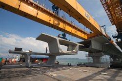 Najdłuższy most Malezji