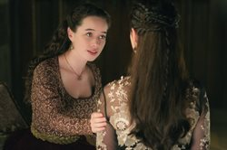 Nastoletnia Maria Stuart