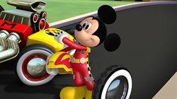 Miki i raźni rajdowcy