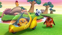 Hau hau, Ćwirka i Panda Dave