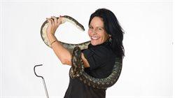 Sheila _ łowczyni węży