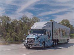 Ciężarówką przez Stany