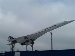 Concorde: ponaddźwiękowy wyścig