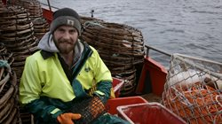 Australijscy poławiacze homarów
