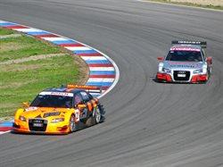 Motorsport: Audi Sport Seyffarth R8 LMS Cup