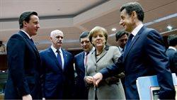 Europa: dekada chaosu