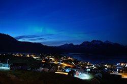 Z Nikolajem Costerem-Waldau przez Grenlandię